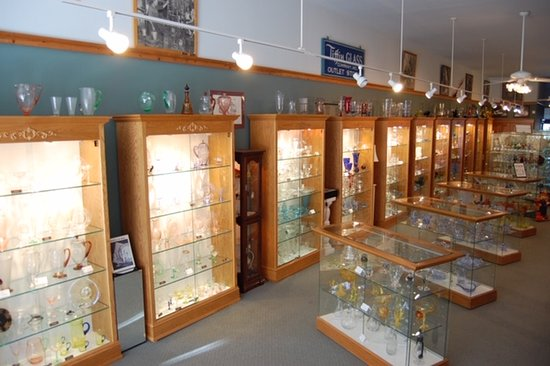 Tiffin Glass Museum
