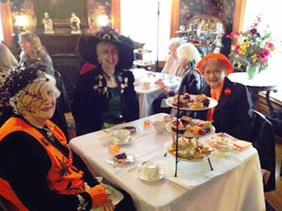 Tiffin Historic Trust Tea Event