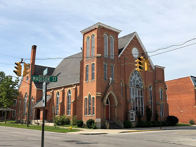 Second United Church Tiffin, Ohio